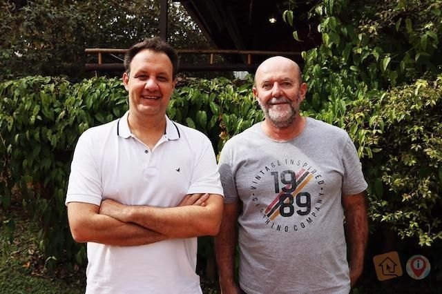 Daniel Drapac & Marco Ferrari