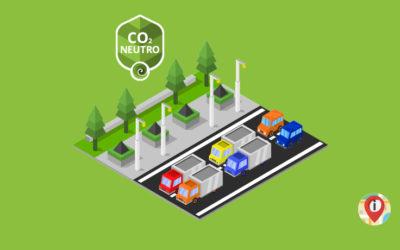 Frete neutro: a compensação de carbono na logística